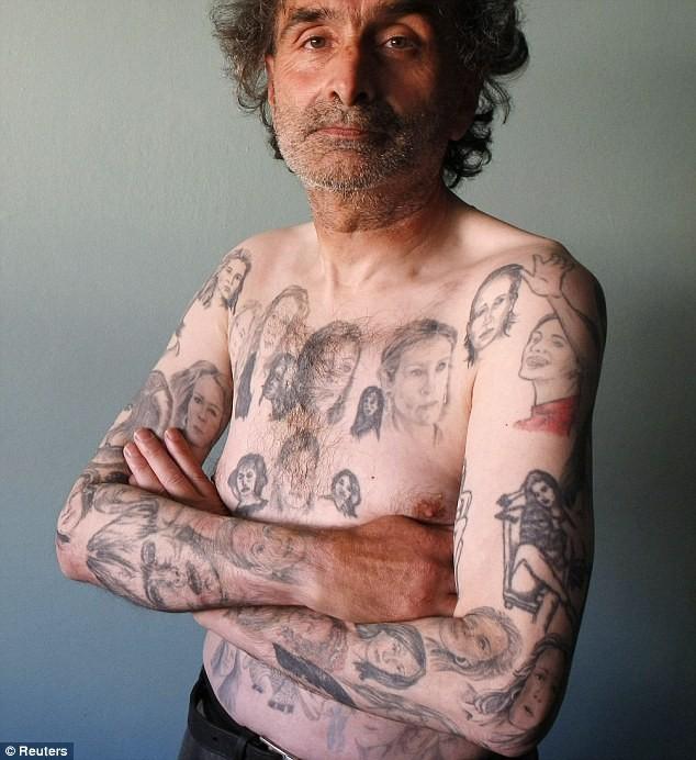 julia roberts tattoos