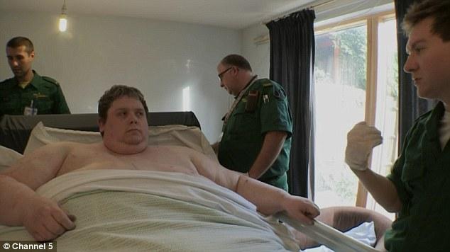 worlds fattest man