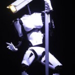 The robot that pole dances