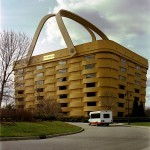 bizare basket building