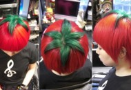 tomato haircut