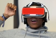 freakibg out at virtual reality porn