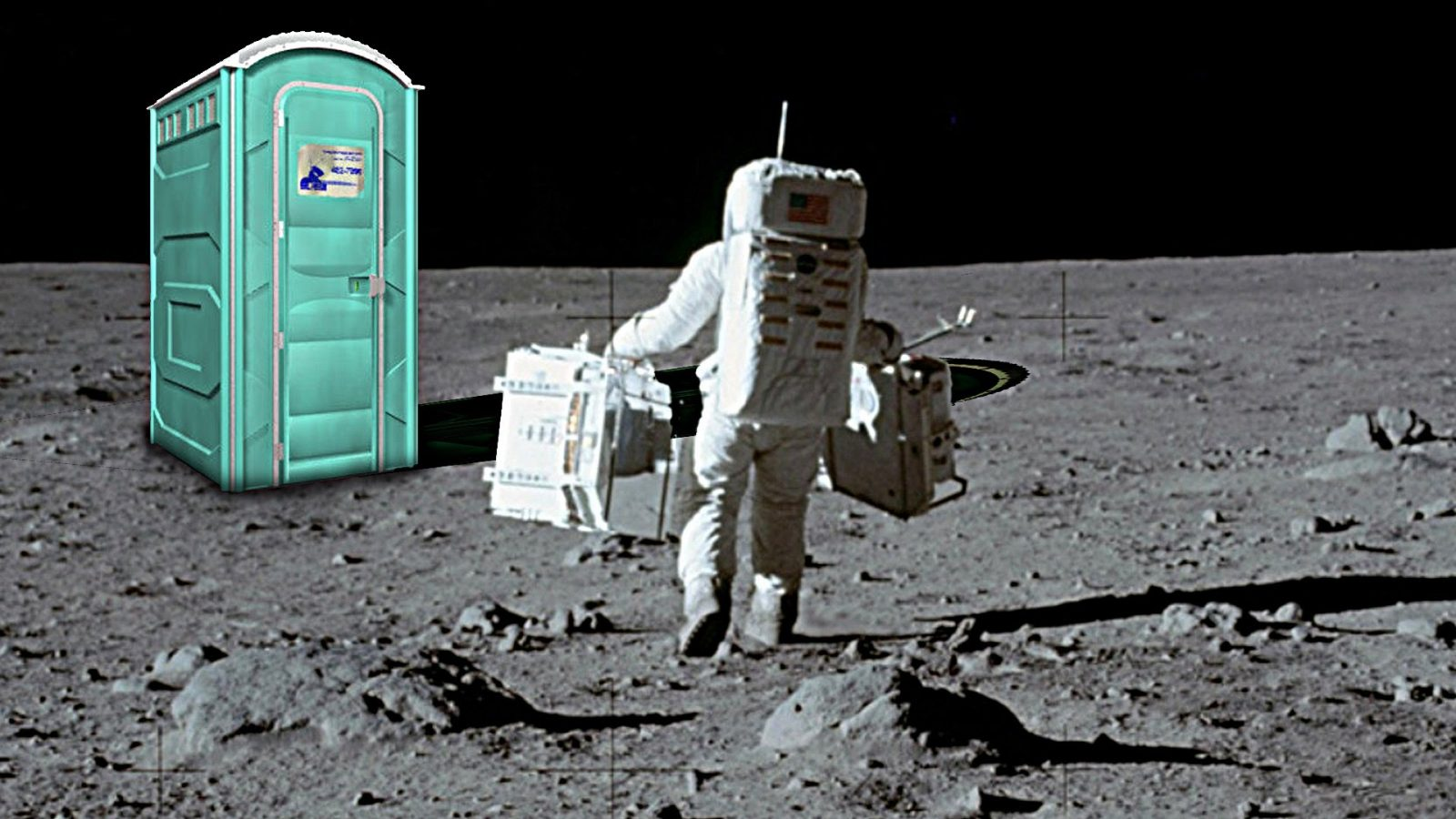 Students Turn Astronaut Poop into Printable Plastic | The Freaky