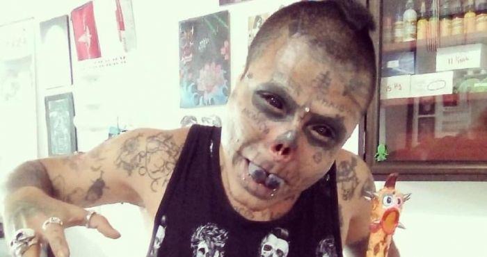 kalaca skull extreme zombie